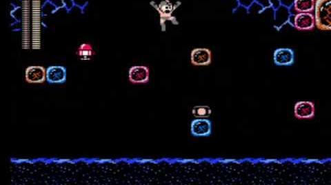 Mega Man 3 - Gemini Man's Stage