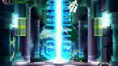 Megaman X8 Boss Optic Sunflower