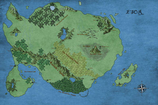 Esor Map-0