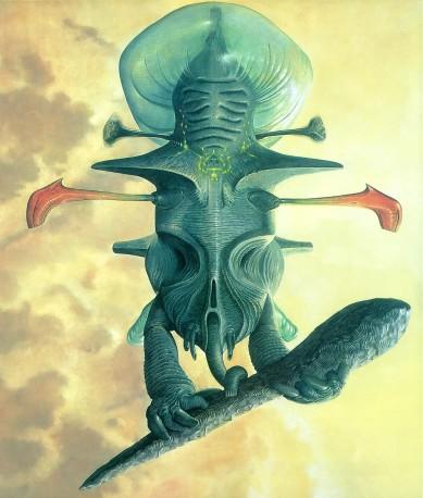 Eosapien | Especies Alienígenas Wiki | FANDOM powered by Wikia Wayne Barlowe Expedition 2