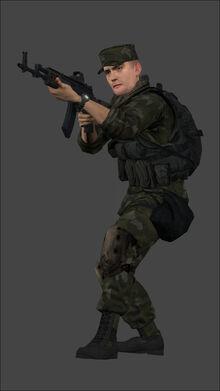 ISA Rifleman