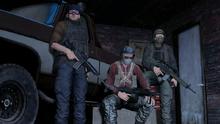 Firebrand veterans