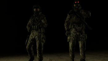 Talon Company Shotgunner Grunt