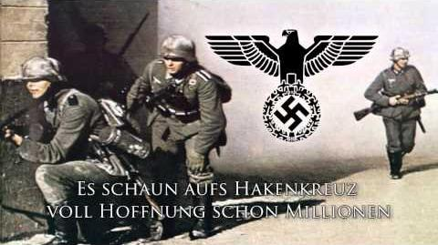 """National Anthem of the III Reich (1933-1945) - """"Horst Wessel Lied"""""""