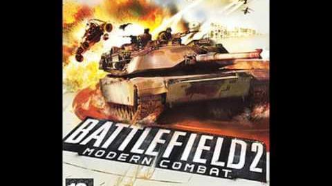 Battlefield 2 Modern Combat Soundtrack - 01 BF Menu Music