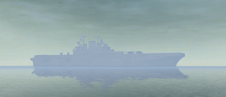HMS Illustrious Re-activated Helicarrier format