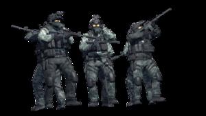 Van squad