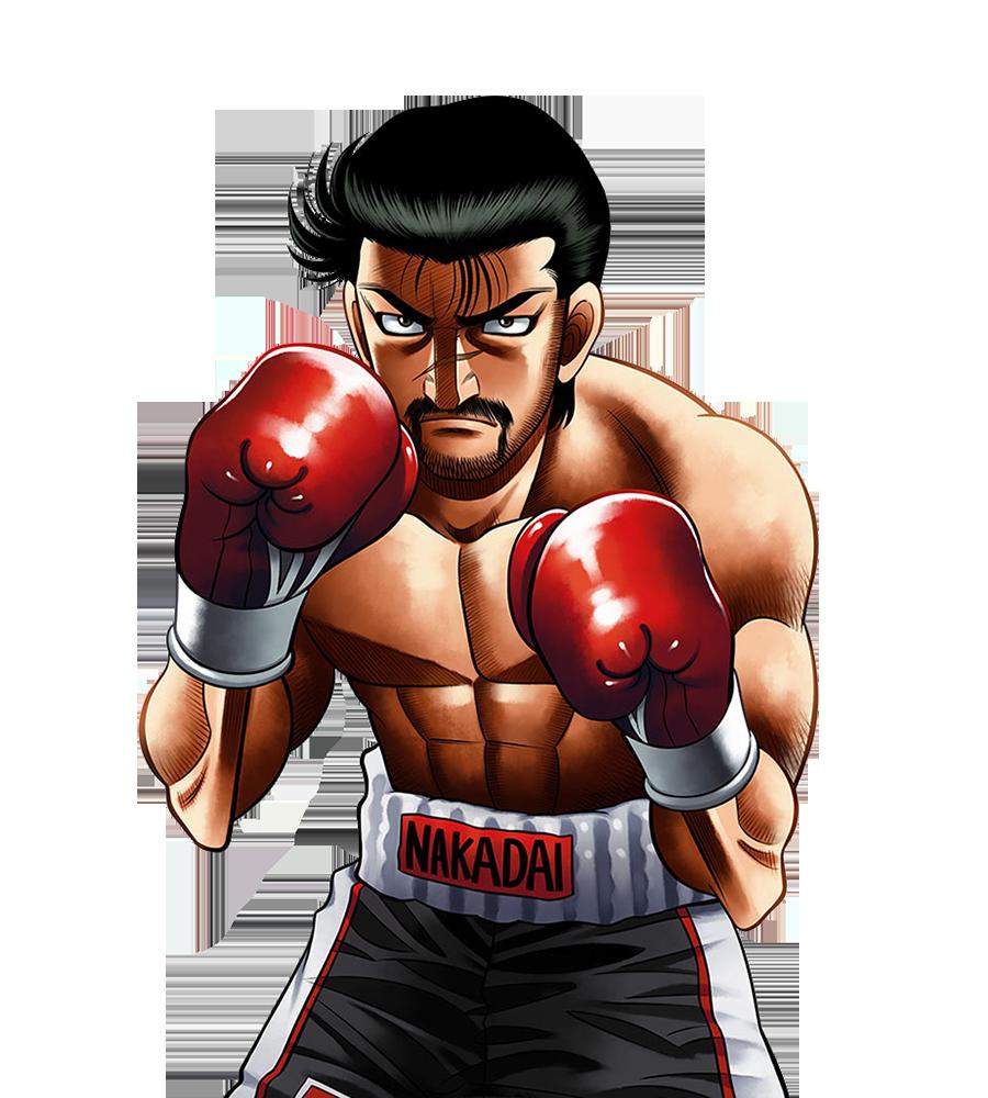 Hajime No Ippo Bryan Hawk: Wikia Espíritu De Lucha (Hajime No Ippo