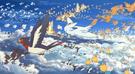 P11 Bandadas de Pokémon pájaro surcan los cielos