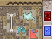 Objetos excavando en el subsuelo DP