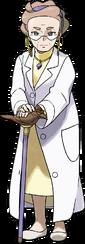 Profesora Magnolia ESPESC