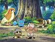 EP449 Pokémon salvajes