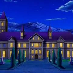 La mansion de mi papi, mi casa.