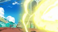 EP967 Gigavoltio destructor de Pikachu