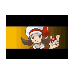 Lira en la introducción de Pokémon Oro HeartGold y Plata SoulSilver.