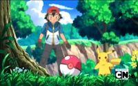EP662 Error de Ash con la gorra
