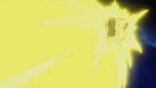 EP997 Pikachu usando rayo