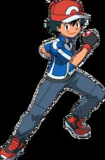 Ash Ketchum (anime XY) 5
