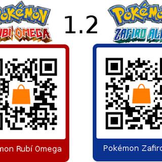 <i>Código QR</i> con la versión 1.2