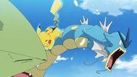 EP1092 Pikachu Ataque rápido