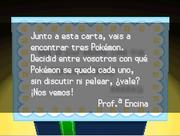 Info de Pokémon B&W