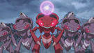 P16 Ejército Genesect