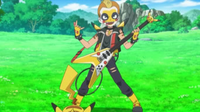 EP918 Guitarra con forma de Pikachu
