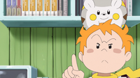 EP950 Chris y Togedemaru