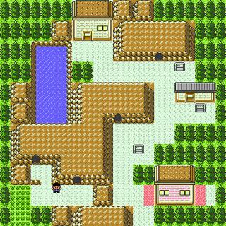 Mapa de las Ruinas Alfa.