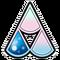 Medalla Lluvia