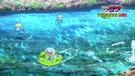 P16 Pokémon en el río de las Colinas Pokémon