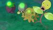 EP603 Pokemon tipo Planta cargando Desarrollo