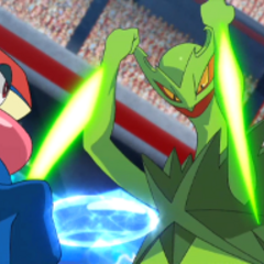 Greninja Ash vs. <a href=