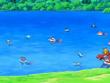 EP558 Pokémon del lago