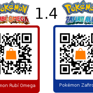 <i>Código QR</i> con la versión 1.4