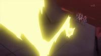 EP938 Pikachu usando rayo
