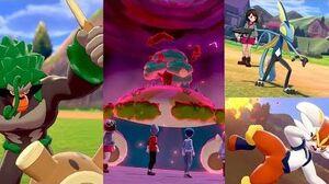 ¡Nuevas evoluciones en Pokémon Espada y Pokémon Escudo! ⚔️🛡️