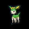 Deerling verano XY