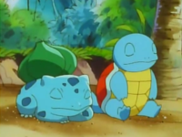 EP017 Bulbasaur y Squirtle