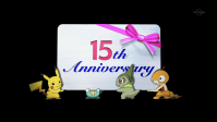 15th aniversario de Pokémon