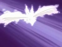 EE02 Skarmory de Atila usando Ataque aéreo