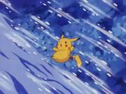 EP066 Pikachu cayendo