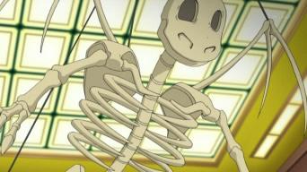 EP674 Esqueleto de Dragonite