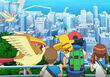 EP1109 Pidgeotto salvajes y Pidgeot salvajes