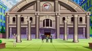EP665 Gimnasio Pokémon de Ciudad Gres