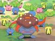 EP349 Pokémon de tipo planta