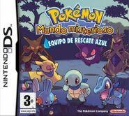 Pokémon Mundo Misterioso: Equipo de rescate azul