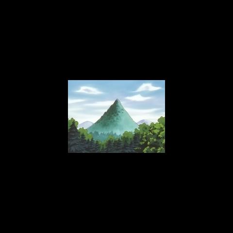 Monte Moon en el anime.