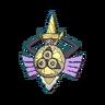 Aegislash escudo XY