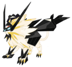 Necrozma melena crepuscular